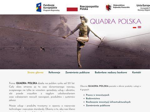 Quadra Polska - zamówienia publiczne Bydgoszcz