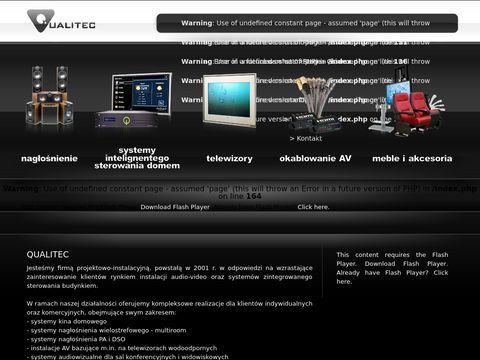 Qualitec.pl - komfort w zasięgu ręki