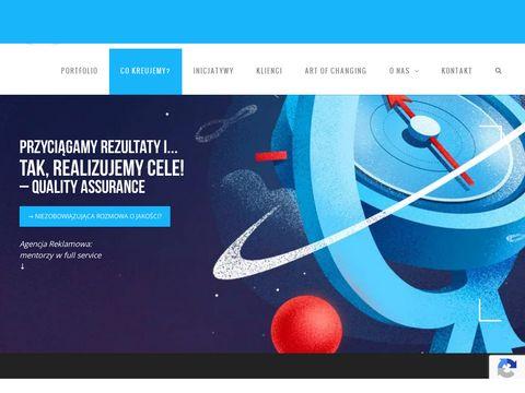 Quiet Axis Agencja Reklamowa - Poznań