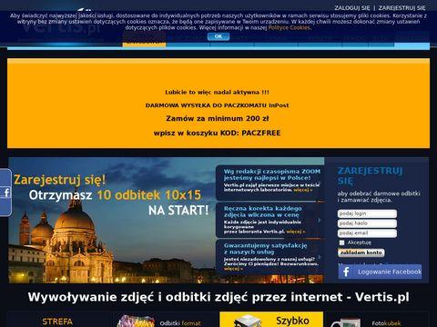 Odbitki vertis.pl