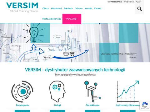 Versim.pl Extreme Networks przełączniki