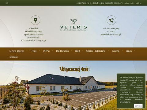 Veteris.pl dom spokojnej starości Lublin