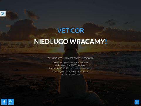 Veticor.pl gabinet weterynaryjny Olsza Kraków