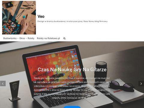 Veodesign.com.pl - producent plis