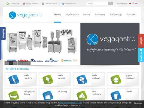 Vegagastro.pl maszyny i automaty do lodów