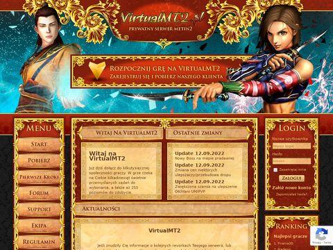 VirtualMT2