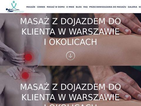Vitamasaz.pl Masaż warszawa