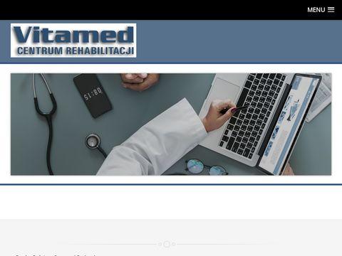 Vitamed - gabinet rehabilitacji medycznej