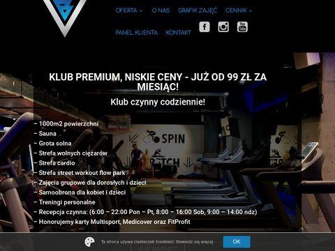 Vitalityboutique.pl siłownia Kraków