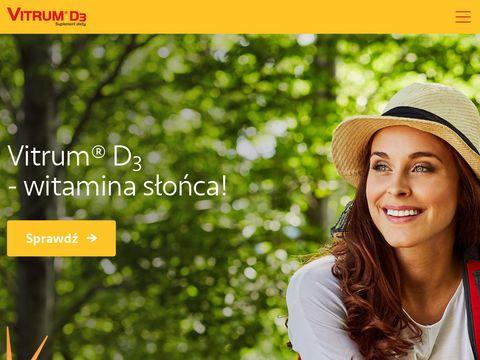 Vitrumd3.pl - witamina D3