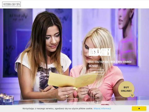 Victoria Day Spa, masaże, kosmetyka, mikrodermabrazja