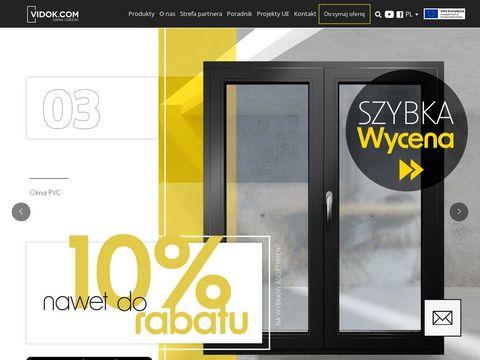 Vidok.com okna drewniane Rzeszów