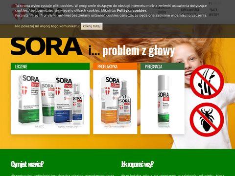 Wzawica-sora.pl leczenie