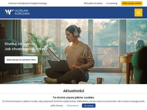 WSP im. J.Korczaka pedagogika