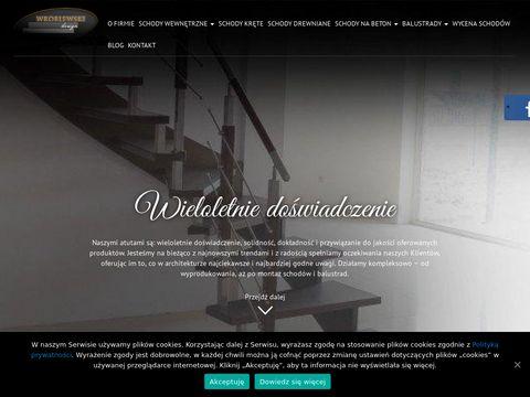 Design Wróblewski Kalisz schody wrocław