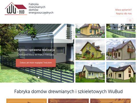Wubud.pl domy drewniane Małopolska