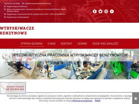 Wtryskiwacze-benzynowe.pl