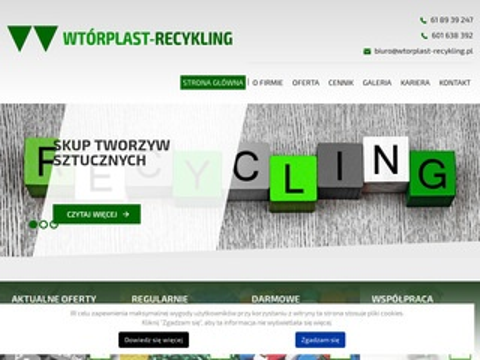 Wtorplast-recykling.pl