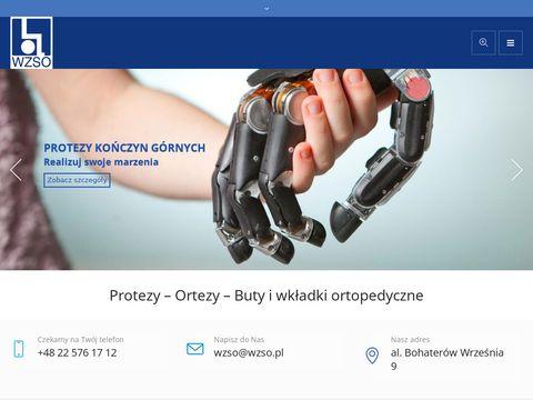 Wzso.pl sprzęt rehabilitacyjny