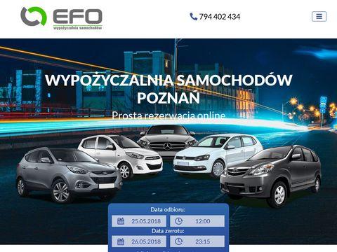 Prestige - wypożyczalnia samochodów Poznań