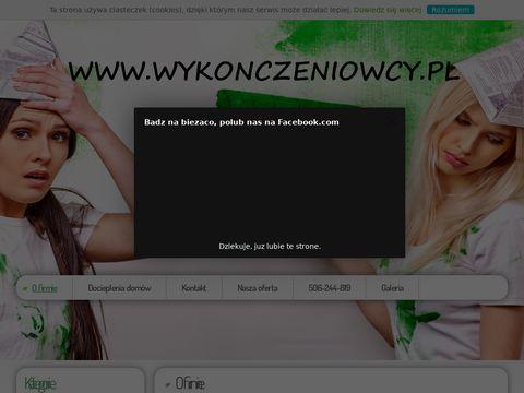 Wykonczeniowcy.pl wykończenia wnętrz