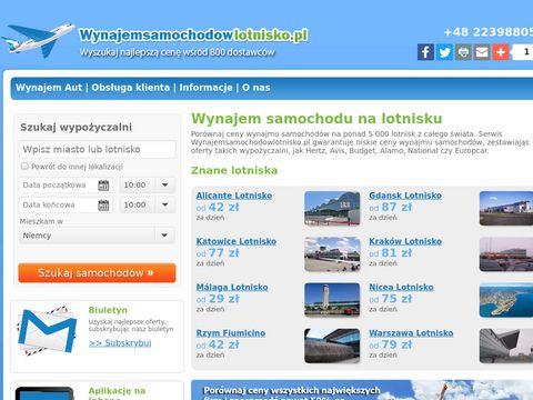 Wynajemsamochodowlotnisko.pl
