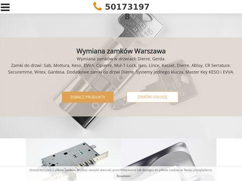 Wymiana-zamkow.pl Warszawa