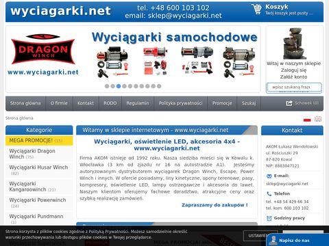 Wyciagarki.net - liny