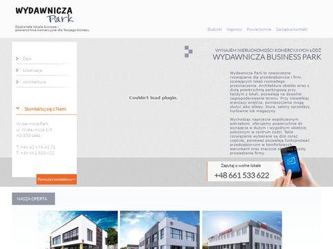 Wydawnicza.pl wynajem lokalu na magazyn w Łodzi