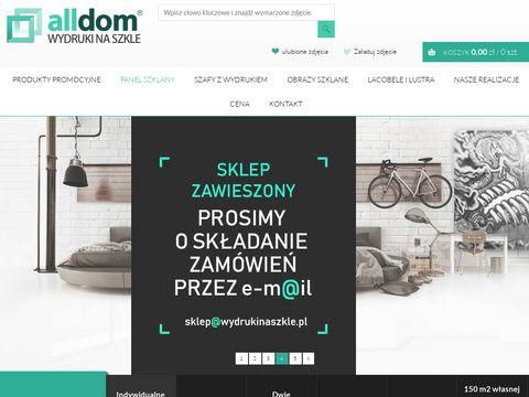 Wydrukinaszkle.pl
