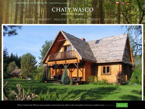 Wasco - producent domów drewninaych