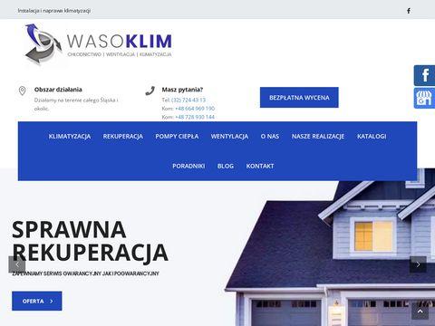 Waso-klimatyzacja.pl