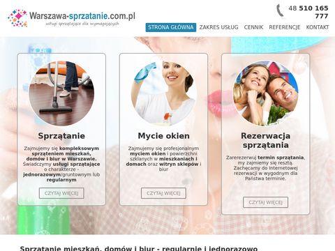 Warszawa-sprzatanie.com.pl