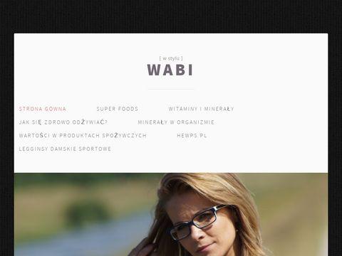 Zestawy do sushi od Wabi-Style