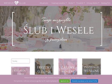 Wesele-slub.com my polki najlepszy portal ślubny