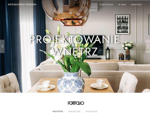 Wesolowscy-design.pl domów, mieszkań, hoteli
