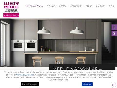 Wer-meble.pl kuchnie na wymiar