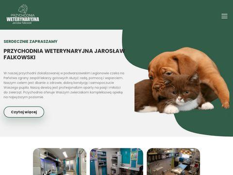 Wetfalkowski.pl weterynarz 24h Tarchomin