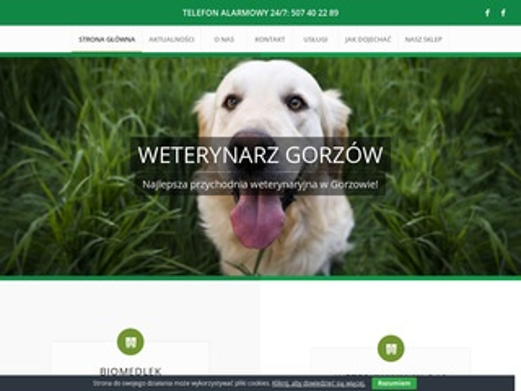 Biomedlek Hap labs Gorzów