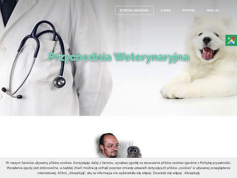 Weterynarzchorzow.com chirurgia zwierzęca