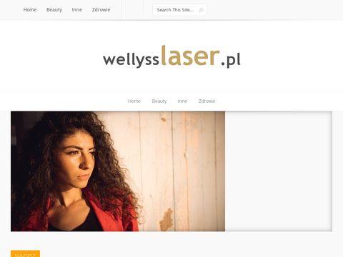Wellys Laser - szkolenia kosmetyczne