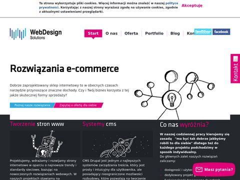 Tworzenie i projektowanie stron www z użyciem cms Drupal