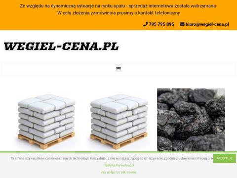 Wegiel-cena.pl węgiel Katowice