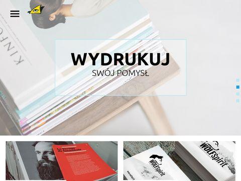 Witograf drukarnia Gdańsk