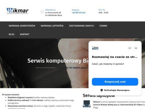 Serwis komputerowy i laptopów Wikmar