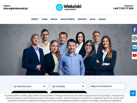 Wielunski.eu Wrocław lokale do wynajęcia