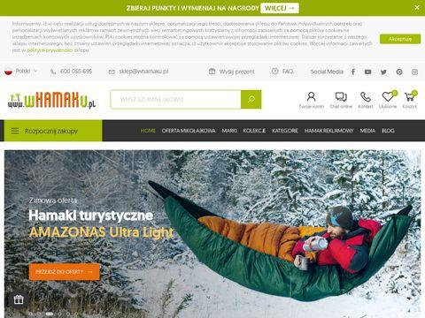 WHamaku.pl - internetowa sprzedaż hamaków