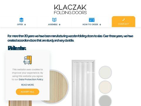 Zakład Stolarski Folding Doors