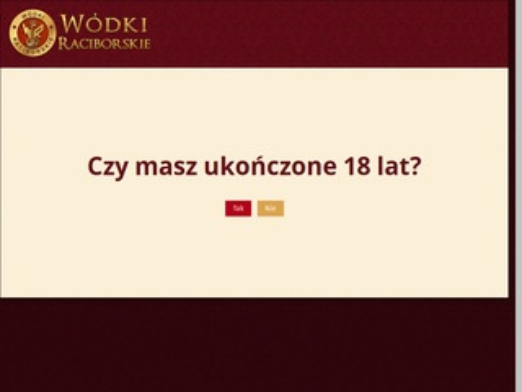 WodkiRaciborskie.pl