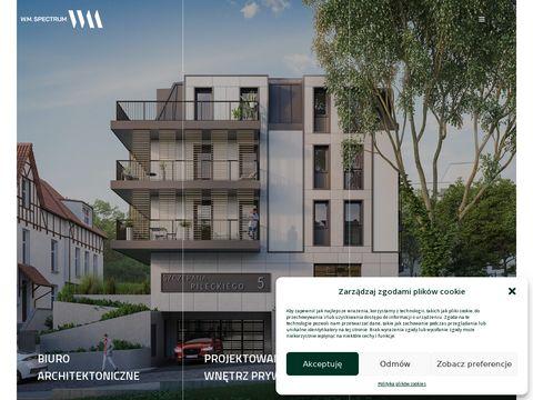 Wmspectrum.pl architekt Gdańsk